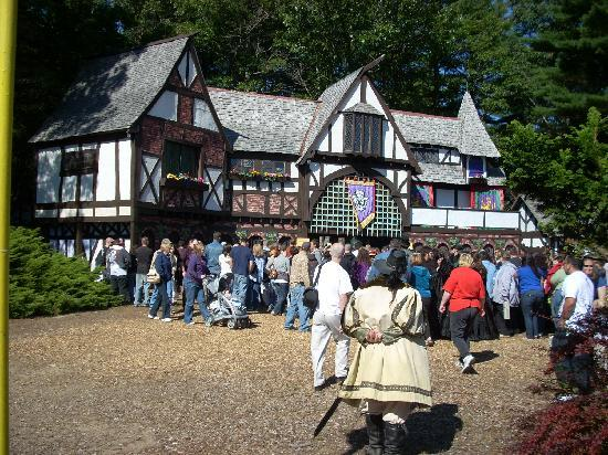 Carver, MA : The Faire Entry Building