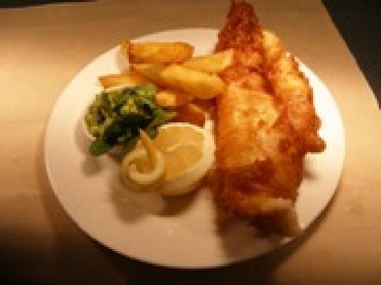 Lincoln, UK: Fish Supper Friday