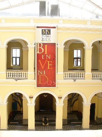 Museo para la Identidad Nacional: Espacios Internos4