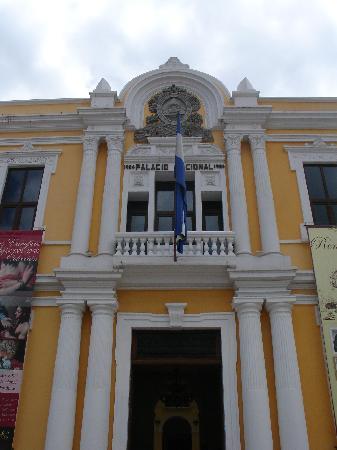 Museo para la Identidad Nacional: Fachada