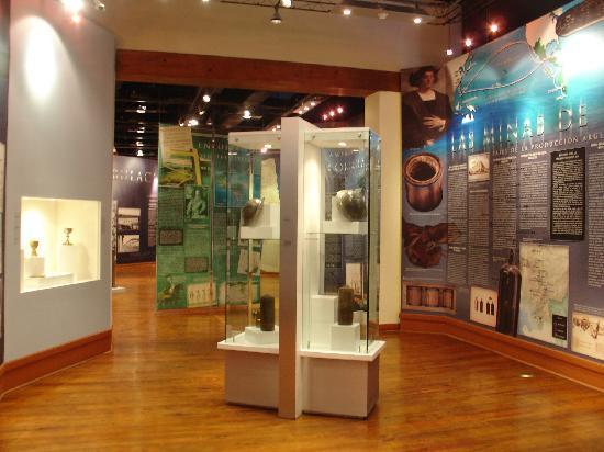Museo para la Identidad Nacional: Sala Permanente1