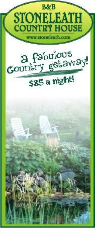 Stoneleath Country House: Summer Ad