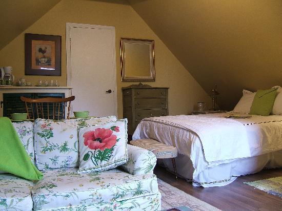Stoneleath Country House: Loft
