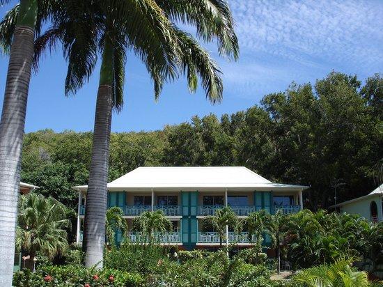 Residence de l'Anse Caritan : la résidence