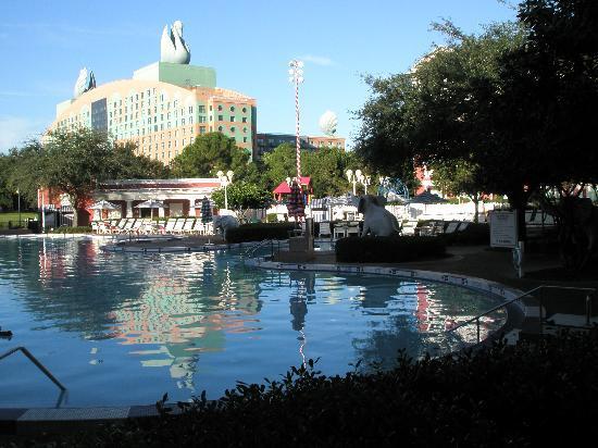 Disney's BoardWalk Inn: pool