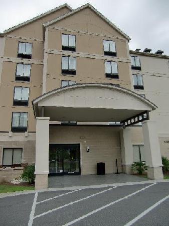 タウンプレイス スイーツ バイ マリオット ウィルミントン/ライツヴィル ビーチ, ホテルの外観です