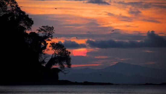 Parador Resort and Spa: Punta Leona Sunset