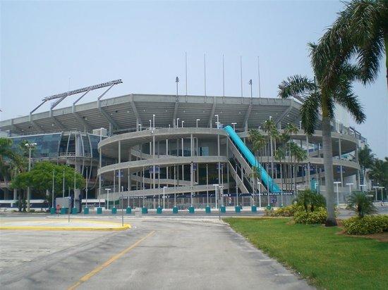 Miami Gardens, Флорида: exterior