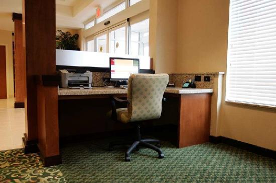 Fairfield Inn & Suites South Boston: Internet Access