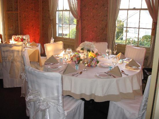 The Inn at Sugar Hill: weddings at the inn