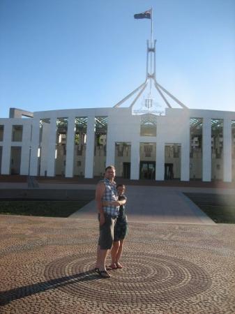 Canberra, Australia: Cambera