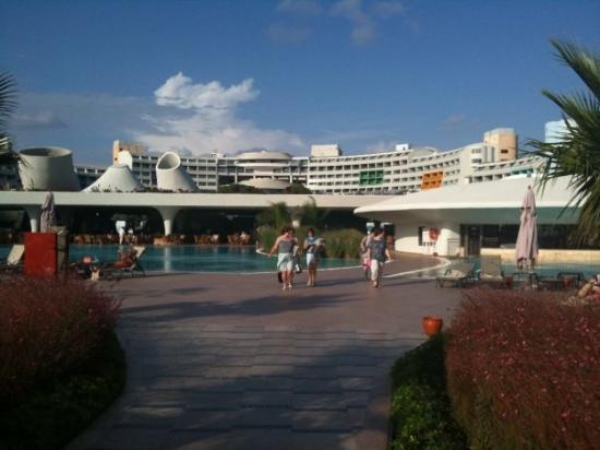 Cornelia Diamond Golf Resort & Spa: Hotylek