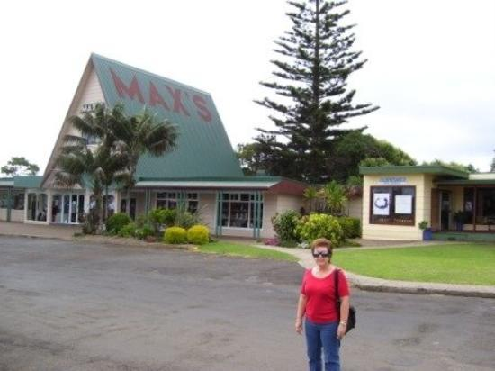 Max S Norfolk Island Shopping Village Picture Of Burnt