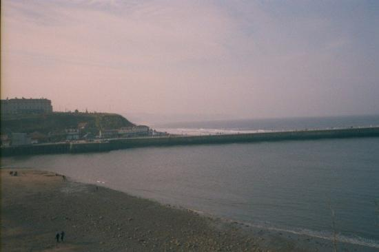 Goathland, UK: Whitby Harbour - another area they use in Heatbeat.