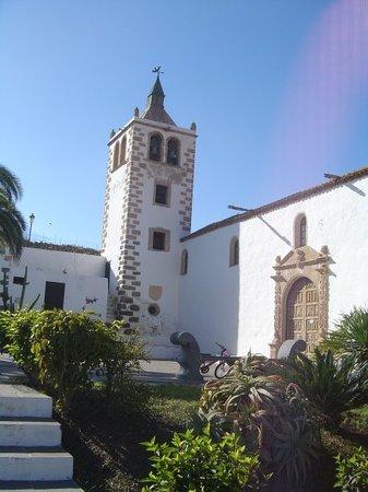 Corralejo, Spanje: Kirken i Betancuria