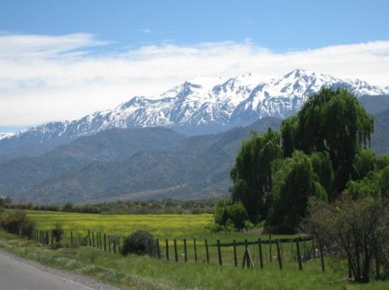 Foto de Los Andes