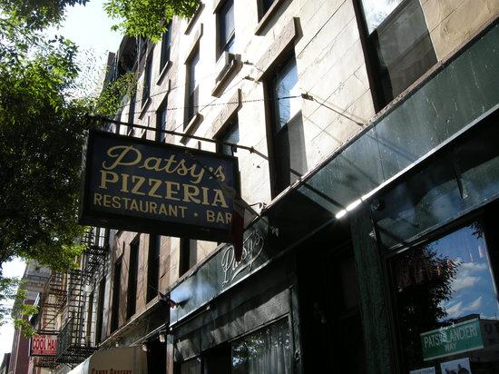 Photo of Italian Restaurant Patsy's Pizzeria at 2287 1st Ave, New York, NY 10035, United States