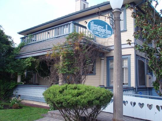 Heritage Inn B&B: Heritage Inn in San Luis Obispo