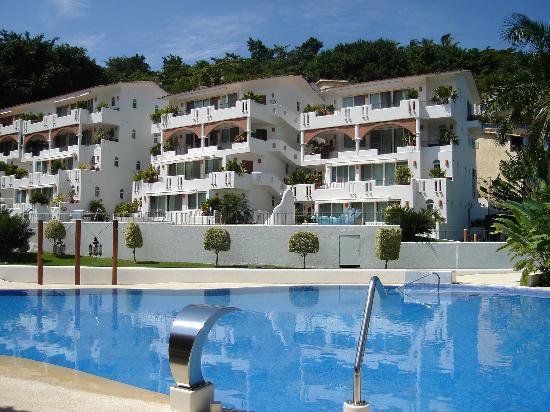 Pacifica Resort Ixtapa: Instalaciones