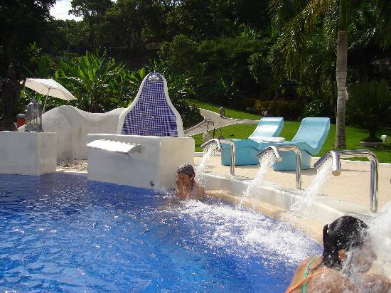Pacifica Resort Ixtapa: Los volcanes