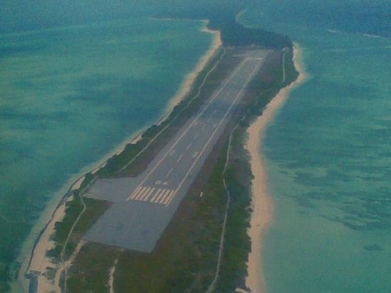 Agatti Airport Picture Of Agatti Island Lakshadweep