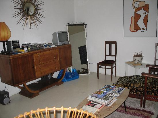Lounge - Residenza Muropadri