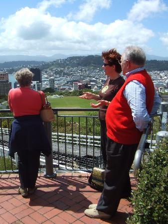 Wild About Wellington: Jennifer gives us the low down on Wellington, from Kelburn overlooking the city, having just bee