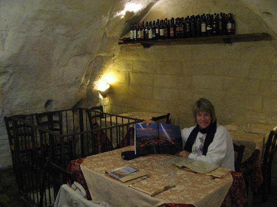 Ristorante Nadi: Our first meal in Matera at Nadi