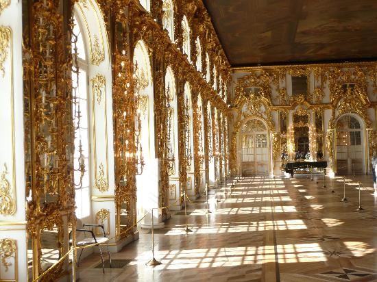 San Petersburgo, Rusia: Grand Ballroom at Catherine's Palace