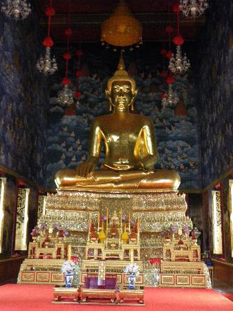 Vabua Asotel: Budhist Temple