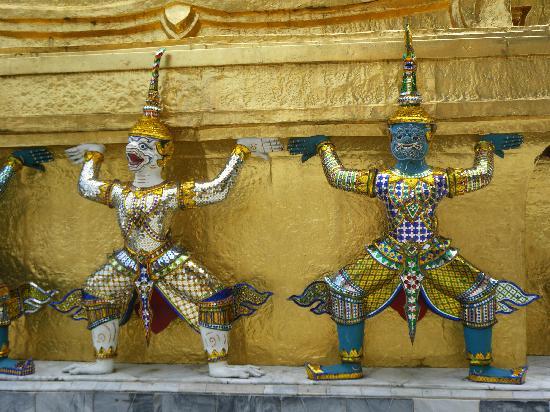 Vabua Asotel: Royal Palace Bangkok