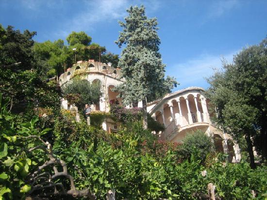 Villa Scarpariello Relais: A beautiful view