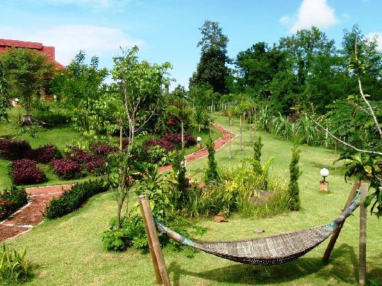 Mai Siam Resort: vue bengalow 1