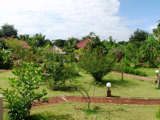 Mai Siam Resort: vue bengalow 3