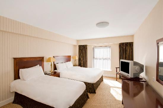 Esplanade Hotel: Double Single Room