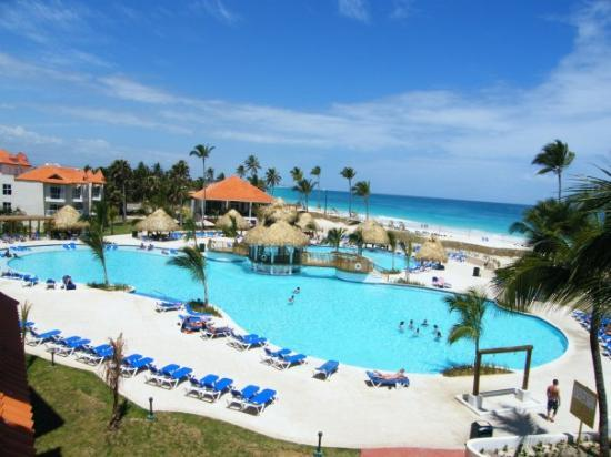 Punta Cana, Dominican Republic: Pool #2.