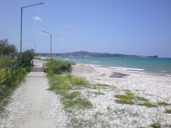 Αχαράβη, Ελλάδα: Acharavi Beach