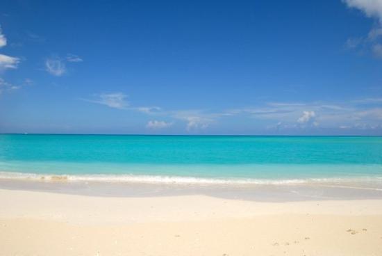 Providenciales: Ahhhhh, paradise!