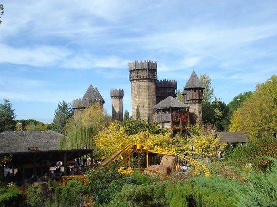 Parque de Atracciones: Vista general