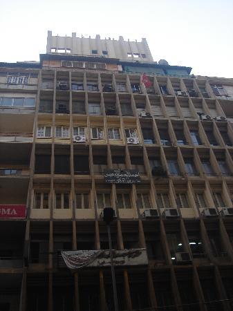 Ramses II Hostel : hotel