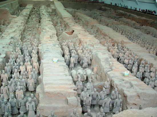 Grand Mercure Xian on Renmin Square: Terracotta Warriors Exhibition