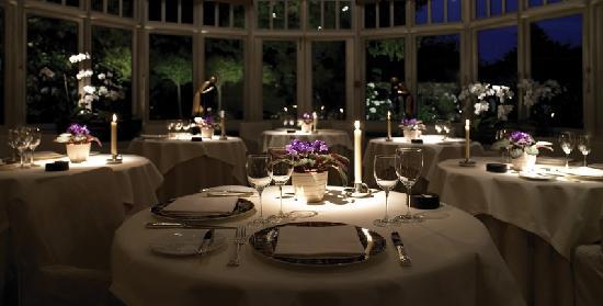 Belmond Le Manoir aux Quat'Saisons: The Restaurant