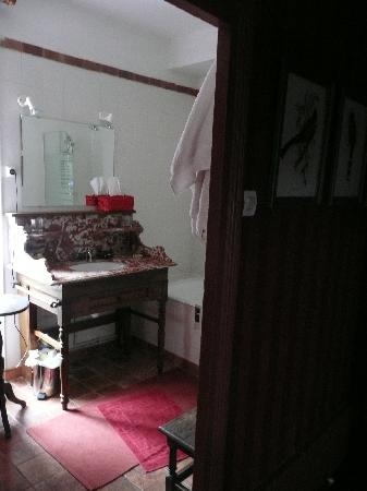 Val En Sel : bathroom