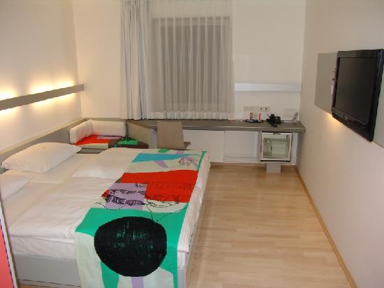 Hotel Berliner Hof: Komfort Plus Zimmer