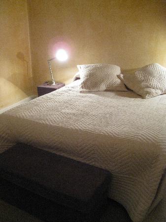 Vanillé Hôtel : my room