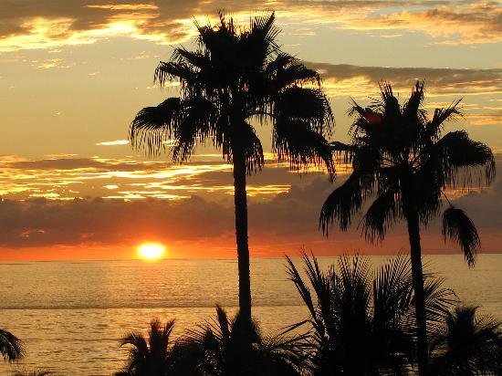 Hard Rock Hotel Vallarta: Gorgeous sunsets!