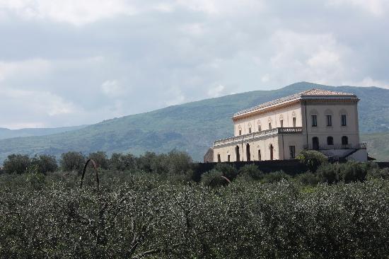 Hotel Feudo Vagliasindi: la struttura vista dall'esterno