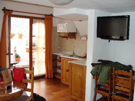 Casa San Blas Boutique: Kitchenette  Room 317