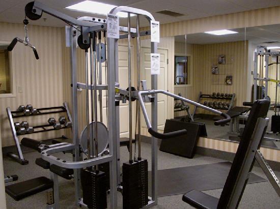 Staybridge Suites Memphis - Poplar Ave East : Fitness Area