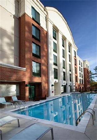 SpringHill Suites Athens: Outdoor Pool